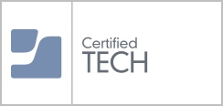 Certified Tech Badge